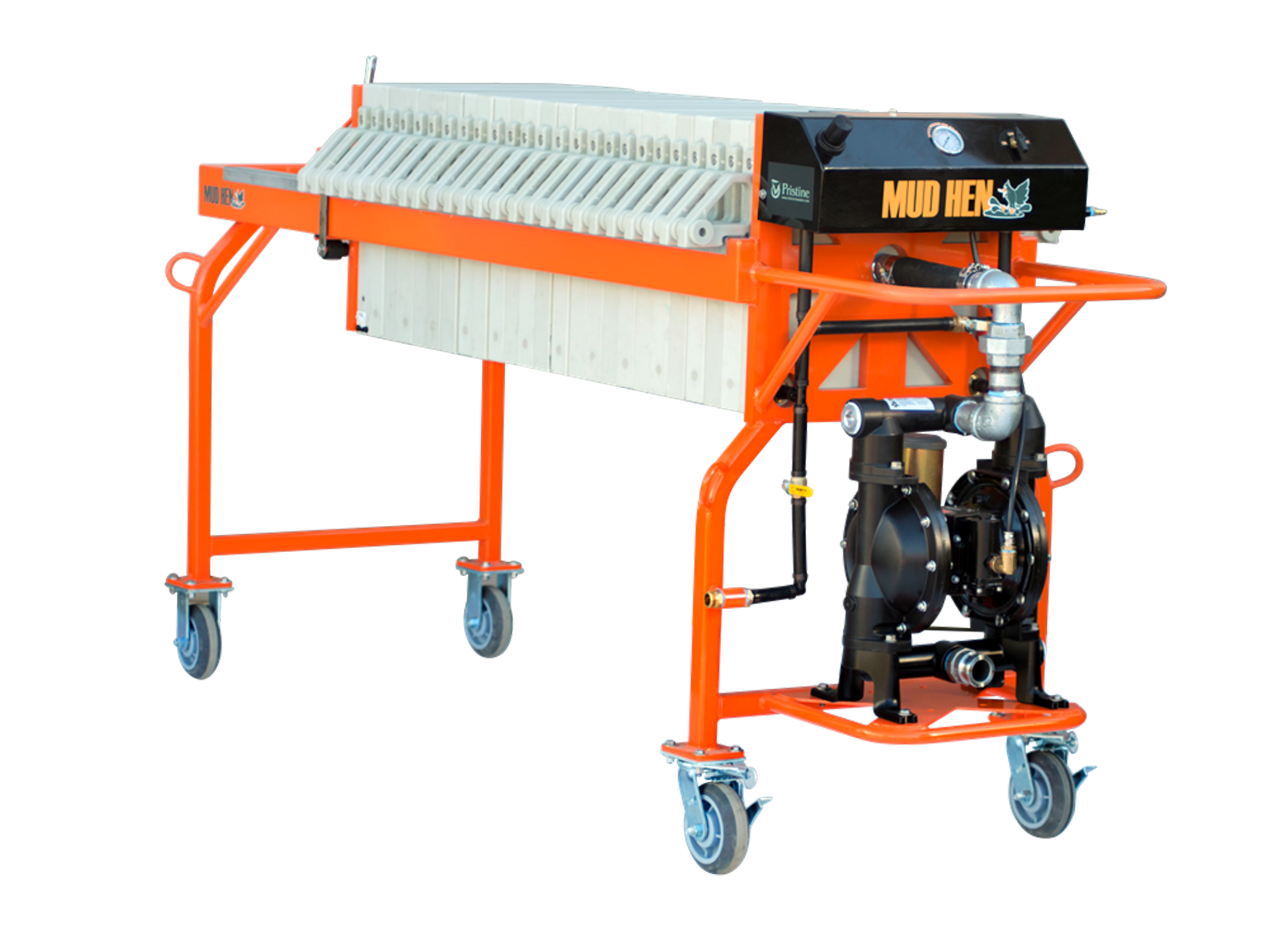 Mudhen Portable slurry systems